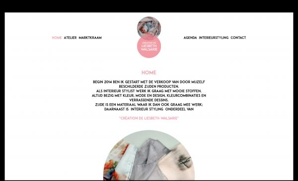 Homepagina van creation-de-liesbeth-walsarie